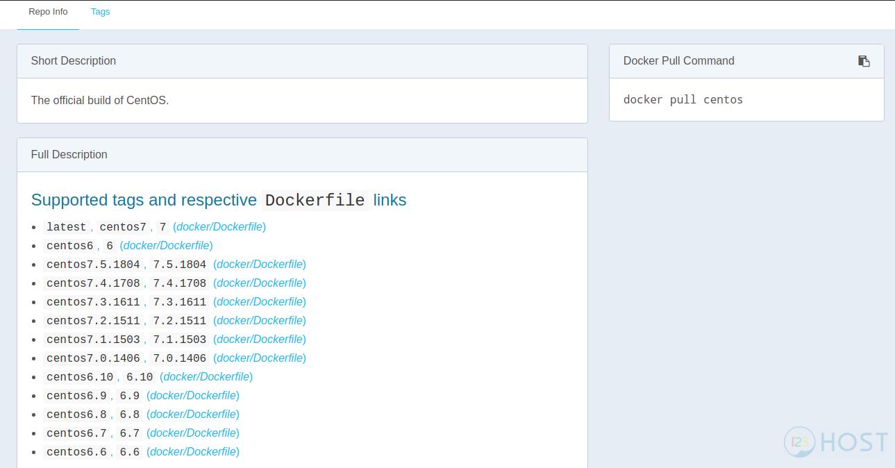 Hướng dẫn cài đặt Docker trên CentOS 7 - Tài liệu 123Host