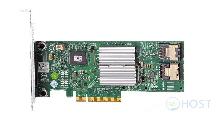 Hướng dẫn Cross Flash raid card Dell H310 sang LSI (Avago